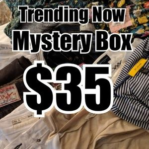 Trending Now Party Mystery Box